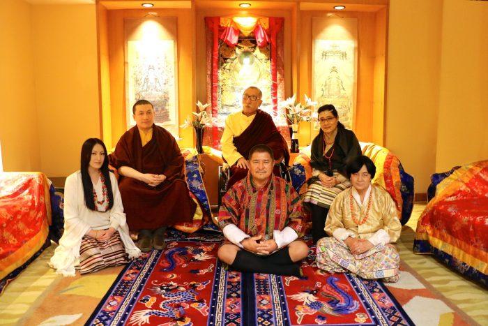 famiglia Karmapa