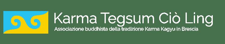 Karma Tegsum Ciò Ling Logo